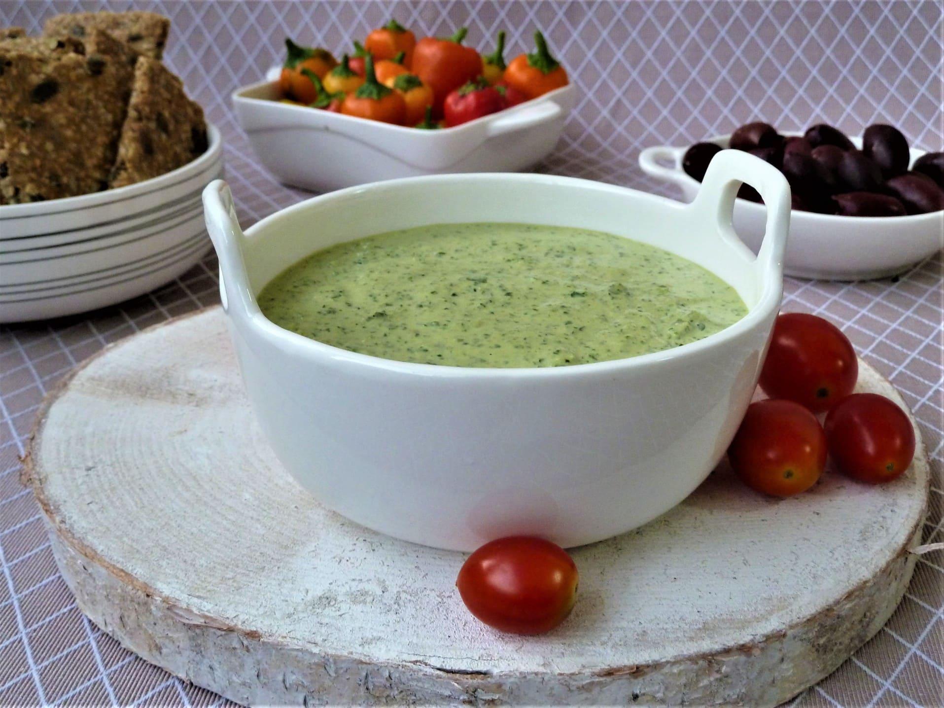 טחינה ירוקה שירה אזולאי מסע בריאות