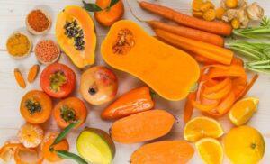 ירקות כתומים שירה אזולאי מסע בריאות